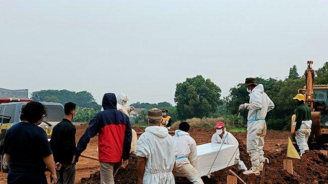 1,5 Tahun Pandemi Covid-19 di Kota Bekasi: 13.912 Anak Terpapar, 4.241 Warga Meninggal