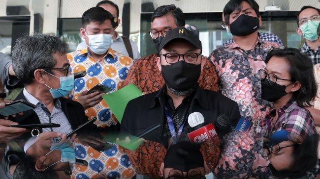 Pegawai KPK Laporkan Anggota Dewas Indriyanto Seno Adji