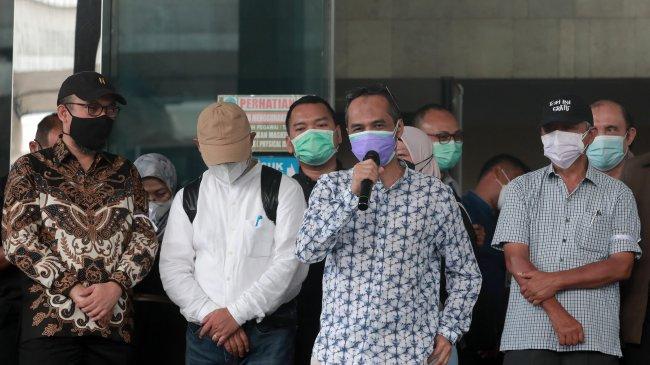 Abraham Samad Sebut 57 Pegawai yang Dipecat KPK adalah Pejuang-pejuang Pemberantasan Korupsi
