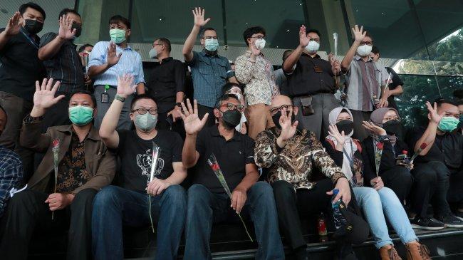 Polri Terima Perwakilan 57 Pegawai KPK yang Dipecat, Bicarakan Perekrutan Jadi ASN