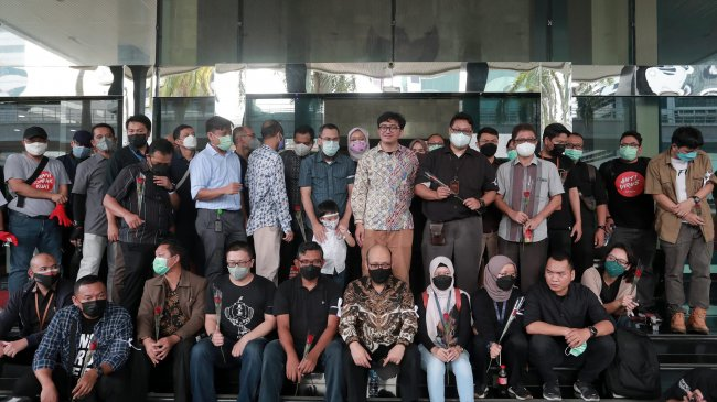 Setelah Direkrut Kapolri, 57 Mantan Pegawai KPK Bakal Diminta Awasi Anggaran Covid-19