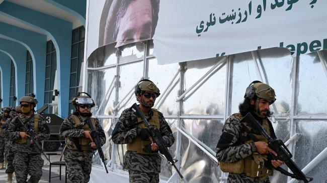 FAA Larang Maskapai Penerbangan Sipil Melintas Wilayah Udara Afghanistan