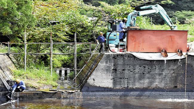 Kota Niigata Jepang Ajukan Anggaran Tambahan 20 Juta Yen untuk Biaya Pembuangan Minyak Mentah Hitam