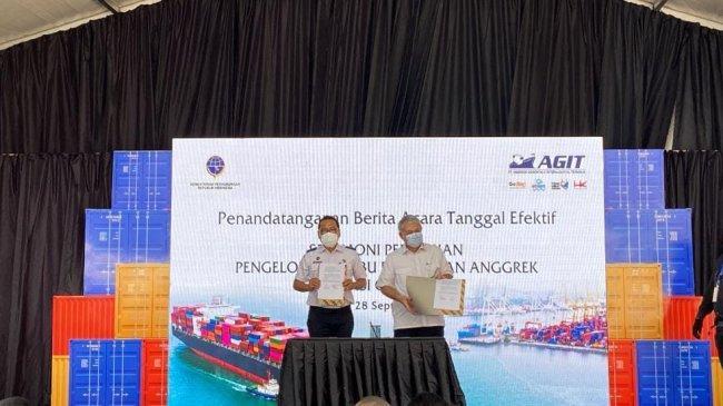 Pelabuhan Anggrek-Gorontalo Resmi Dikelola dengan Skema Pendanaan Kreatif Non-APBN