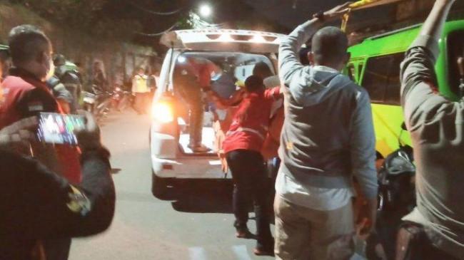 Tawuran Berujung Kematian, Siswa Tewas di Gerbang SMAN 7 Bogor Sempat Adu Mulut dengan Pelaku