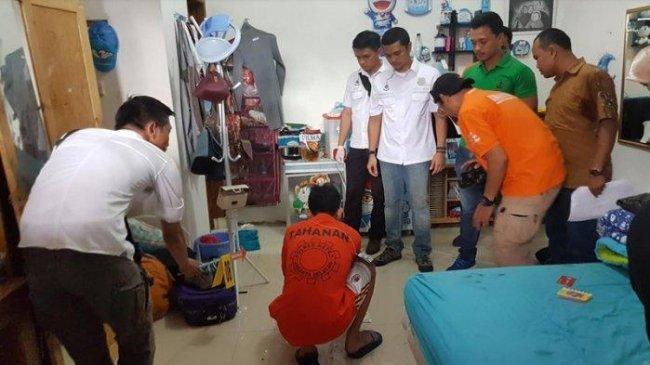 Dalami Kasus 'Mayat Dalam Lemari' Polisi Periksa Pengemudi Ojek Online