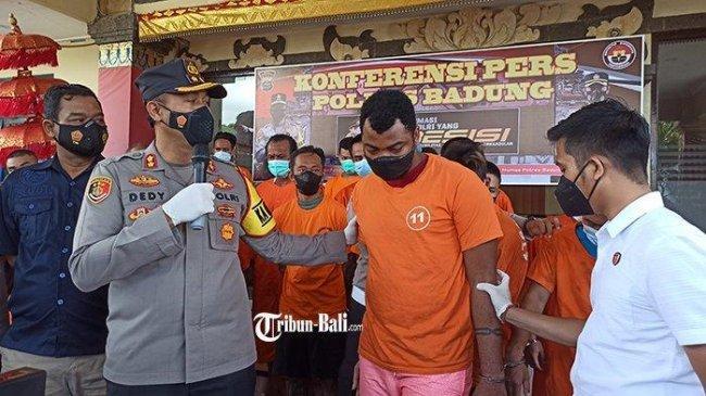 Tak Punya Uang, WNA Asal Nigeria Nekat Gasak Dompet dan Ponsel Milik Mantan Pacarnya di Bali