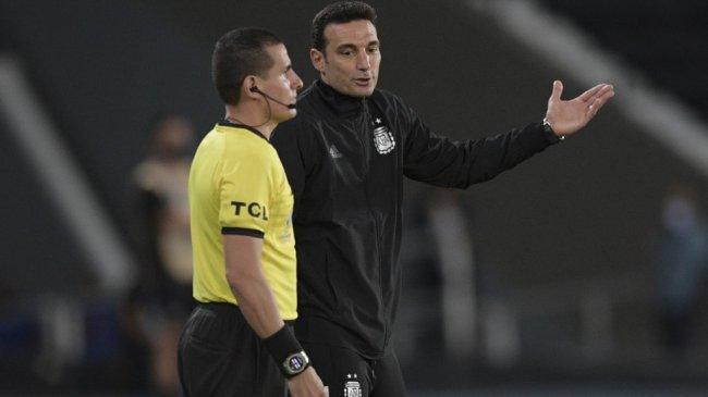 Copa America 2021: Beda Pandangan Lionel Scaloni dengan Lionel Messi soal Hasil Argentina vs Chile