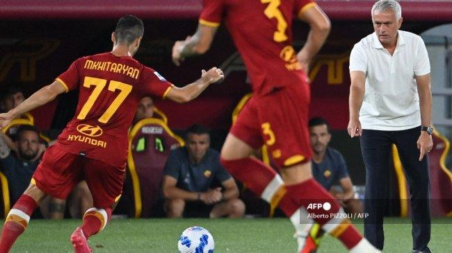 Prediksi Hellas Verona vs AS Roma: Mkhitaryan Jadi Tumbal Kesuksesan Ketujuh Mourinho