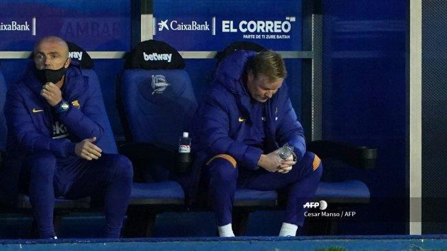 Barcelona Bakal Makin Tekor Jika Pecat Ronald Koeman, Blaugrana Harus Bayar Rp 200 Miliar