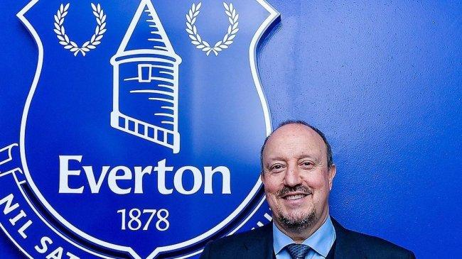 Tak Pedulikan Masa Lalu, Rafael Benitez Berambisi Bawa Everton Terbang Tinggi
