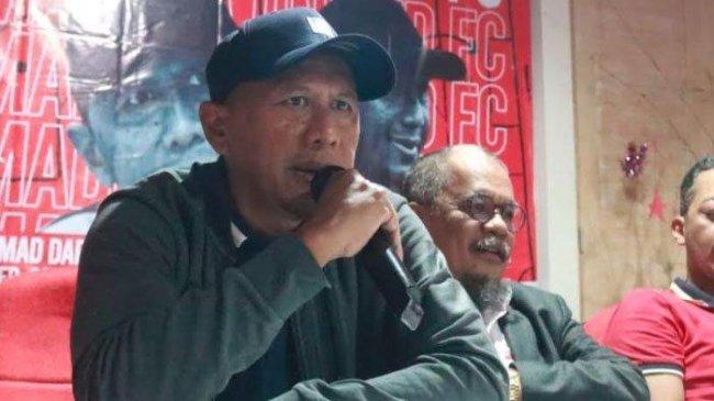 Kim Jin Sung Bisa Menjadi Pengganti Jacop Pepper di Madura United kata Rahmad Darmawan