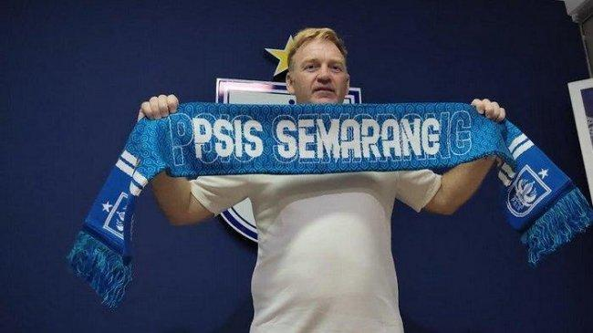 Sosok Ian Andrew Gillan, Pelatih Baru PSIS Semarang, Siap Pimpin Mahesa Jenar Arungi BRI Liga 1
