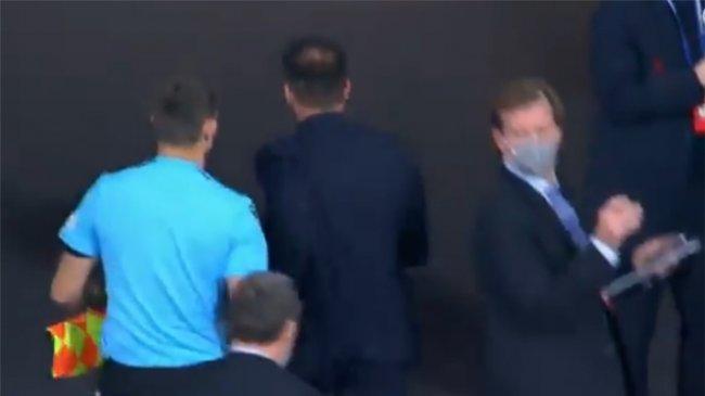 Hal Menarik Saat Atletico Takluk dari Liverpool, Simeone 'Ngibrit', Klopp Singgung Kemenangan Kotor
