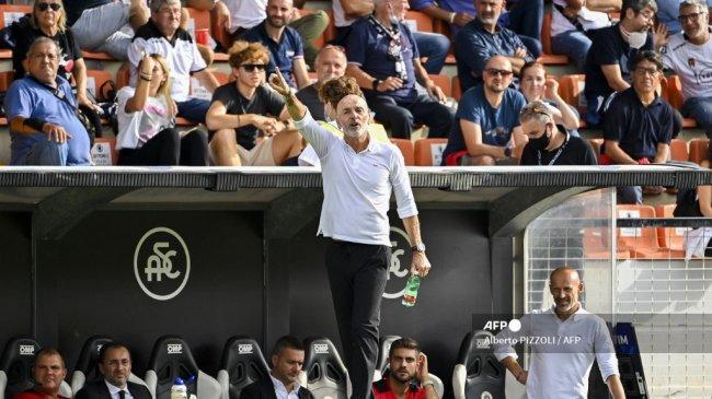 Stefano Pioli Girang AC Milan Menang, Puji Daniel Maldini dan Mental Rossoneri
