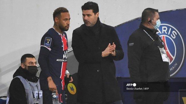 Kata Pochettino Terkait Insiden Kylian Mbappe yang Sebut Neymar Gembel Gara-gara Tidak Memberi Umpan