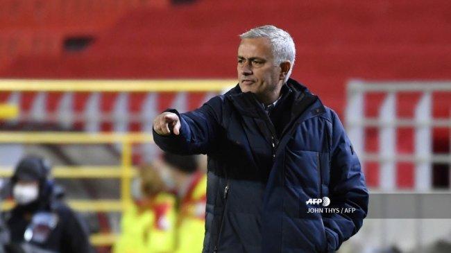 Jose Mourinho Prediksi Inggris, Italia, Denmark, dan Spanyol Melaju ke Semifinal EURO 2020
