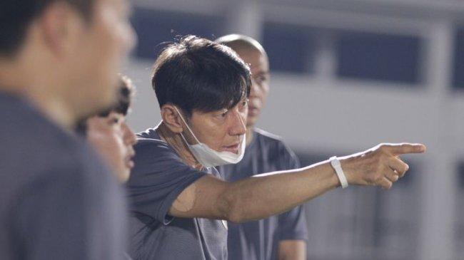 Shn Tae-yong Tak Puas pada Kualitas Pemain, Bakal Ada TC Timnas U-18 Indonesia Tahap 4