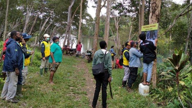 Upaya Pelestarian Lingkungan Kampung Selil di Merauke