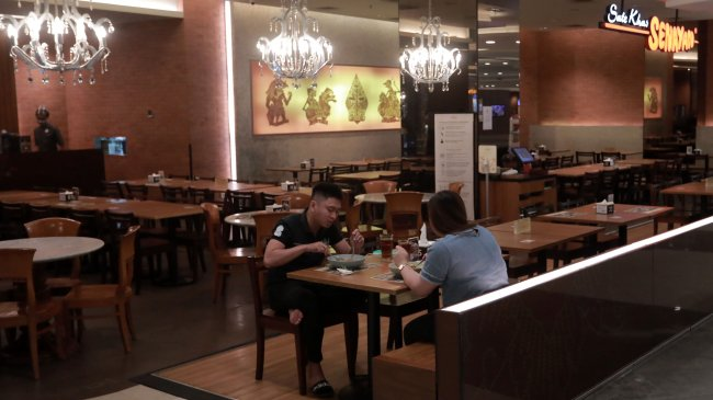Mau Makan di Resto dan Kafe? Simak Aturan Dine In Selama PPKM 5 Hingga 18 Oktober 2021