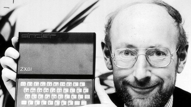Pelopor Komputasi Clive Sinclair Meninggal Dunia di Usia 81 Tahun