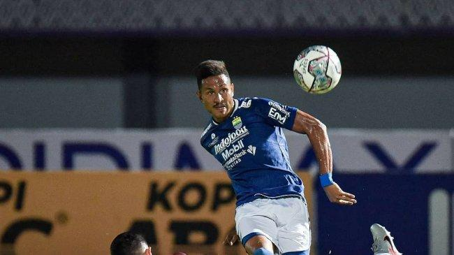 Live Streaming & Susunan Pemain Persib Bandung vs PSS Sleman BRI Liga 1, Wander Luiz Cadangan