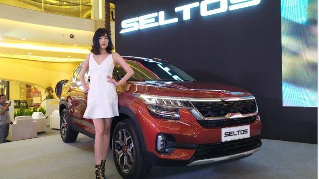 IIMS Virtual Phase 2 Bertabur Promo, DP Mobil Kia Hanya 15 Persen