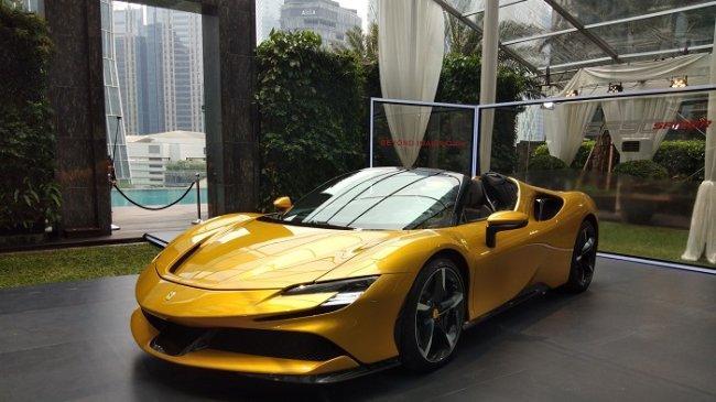 Resmi Rilis di Indonesia, Ferrari SF90 Sudah Bisa Dipesan Konsumen