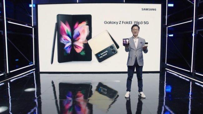Samsung Galaxy Z Fold3 Resmi Meluncur, Foldable Pertama yang Usung S Pen dan Water Resistant