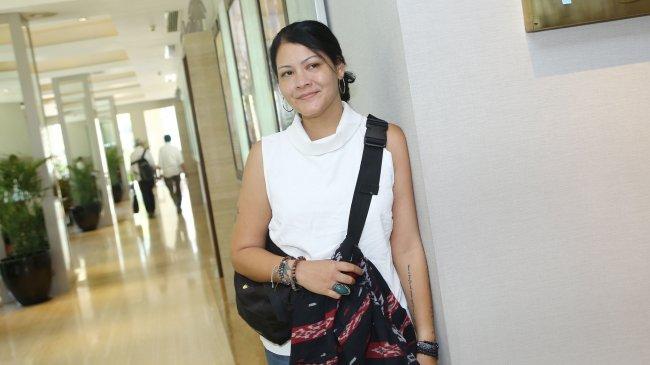 Melanie Subono Sempat Tak Percaya Diri, Film yang Disutradarainya Menang Festival di Luar Negeri