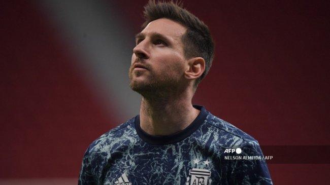 Hengkang dari Barcelona, Lionel Messi Terima Tantangan Cristiano Ronaldo?
