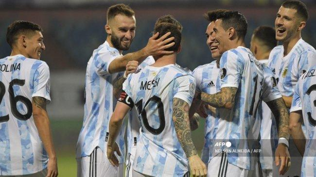 Jadwal Semifinal Copa America 2021: Brasil vs Peru, Argentina vs Kolombia, Messi Pimpin Top Skor