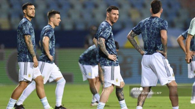 Final Copa America 2021 Brasil vs Argentina: Selecao Wajib Waspada, Lionel Messi jadi Pesaing Nyata