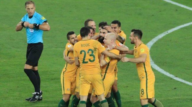 Australia vs Honduras: Australia Lolos ke Piala Dunia 2018