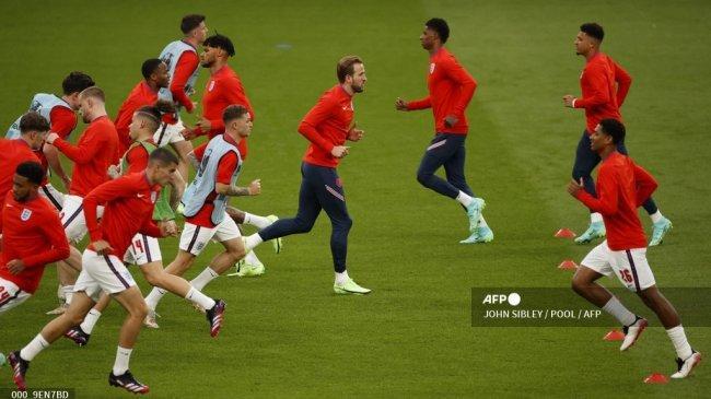 Polandia vs Inggris: Harry Kane Butuh 13 Gol Lagi untuk Mengejar Wayne Rooney Jadi Topskorer Inggris