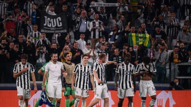 Hasil Liga Champions: Juventus Permalukan Chelsea 1-0, Antonio Conte & Massimo Ambrosini Kegirangan