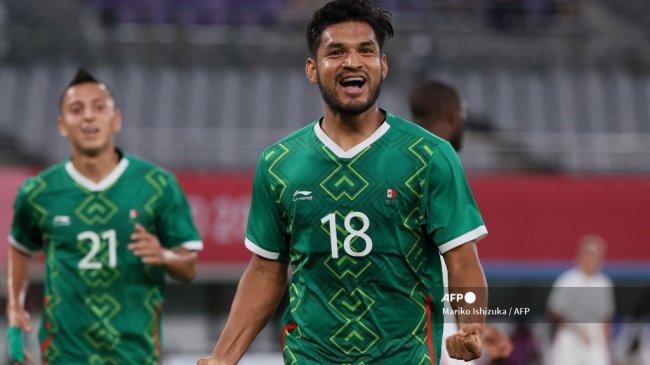 Hasil Akhir Meksiko vs Prancis di Olimpiade Tokyo 2021, Les Blues Tumbang 4-1