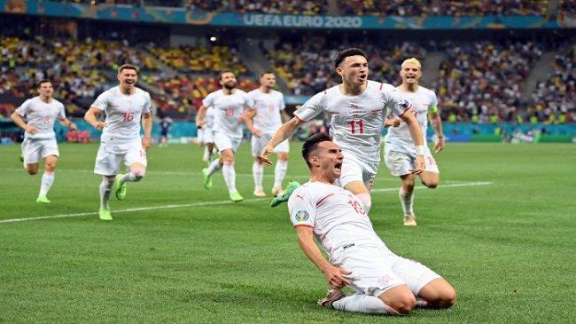 Live Euro 2021 di RCTI, Swiss vs Spanyol, Dapatkan Link Streaming Mola TV di Sini