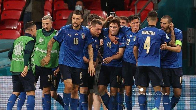 Italia ke Final Euro 2021, Keberanian Bermain Menyerang, Taktik Roberto Mancini & Filosofi CARPI