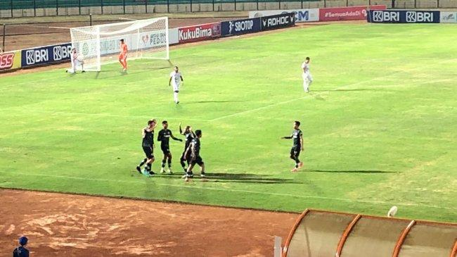 Hasil Persikabo vs Borneo FC di Babak Pertama Liga 1 2021, Dimas Drajad Bawa Tuan Rumah Unggul 2-0