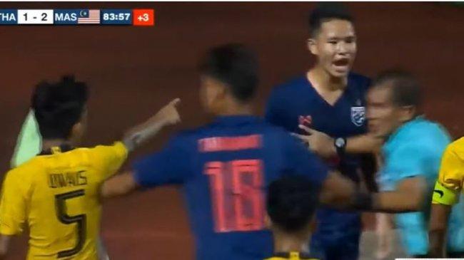 Penyebab Kapten Timnas U-15 Malaysia Pukul Pemain Thailand di Final Piala AFF U-15