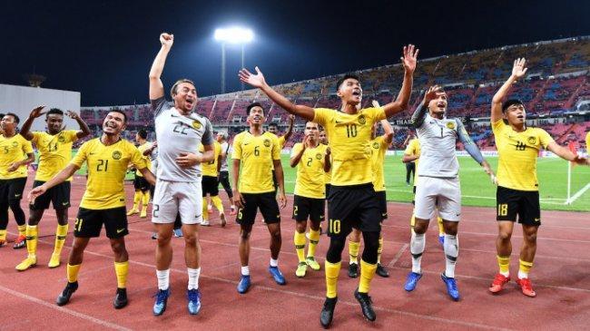 Raih Peringkat Kedua Piala AFF 2018, Timnas Malaysia Juga Sabet Satu Penghargaan