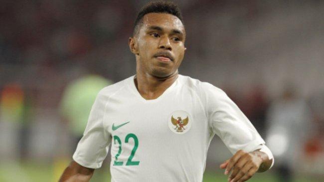 Todd Rivaldo Ferre Cedera di Sesi Latihan Pagi Timnas Indonesia U-23