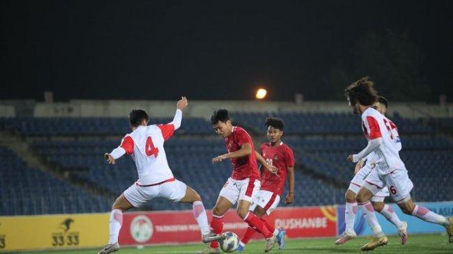 Catatan Kemenangan 2-0 Timnas U-23 Indonesia Atas Nepal, Ganti 9 Pemain Dulu Baru Bisa Cetak Gol