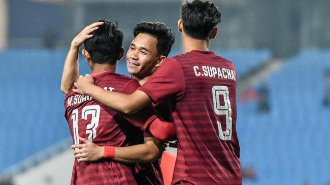 Timnas U-22 Indonesia Imbang Lawan Iran, Dua Rival di SEA Games 2019 Petik Kemenangan
