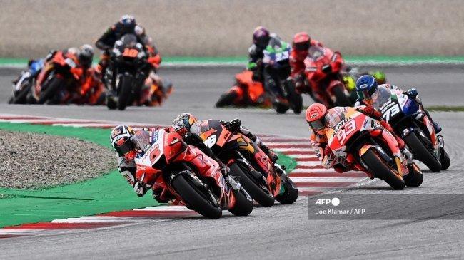 Jadwal MotoGP 2021 Lengkap Jam Tayang Trans7 - Ducati Tak Gentar Balapan di Kerajaan Marc Marquez