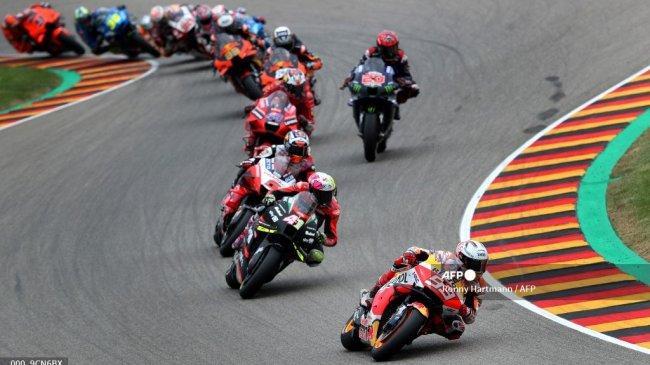 Jadwal Race MotoGP 2021 Trans7 - Quartararo Pucuk, Seri Ganda di Red Bull Ring Awal Bulan Agustus
