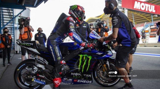 Dikepung Ducati, Fabio Quartararo Resah Yamaha Punya Masalah Besar