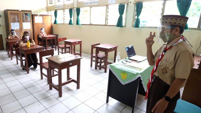 Dishub DKI Sediakan 70 Bus Gratis, Angkut Pelajar yang Ikut PTM di Jakarta