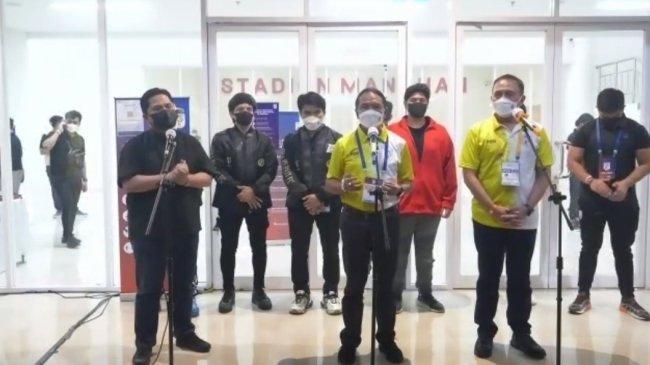 Ketua Umum PSSI Mochamad Iriawan Bersyukur Liga 2 Kembali Bergulir Setelah 557 Hari Terhenti
